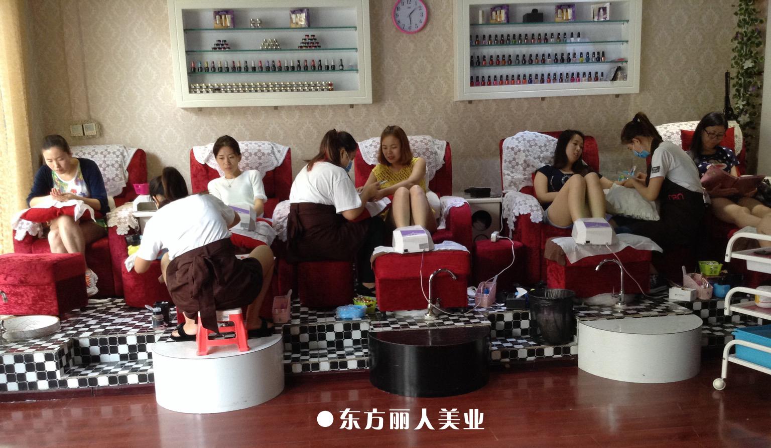 """品读北京美甲加盟店排行榜上的""""舌尖"""""""